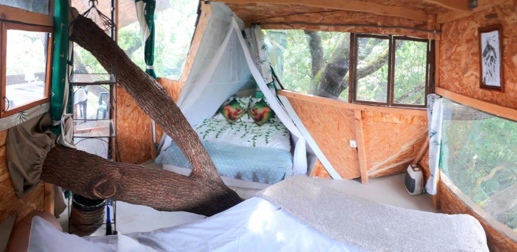 La Cabane insolite Cabane Perchée Chambre d'Hôtes Insolite Monès 31370 Haute Garonne